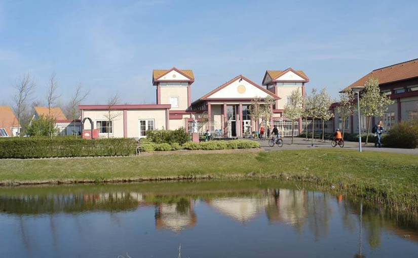 Zeeland Village Zentrumsgebäude