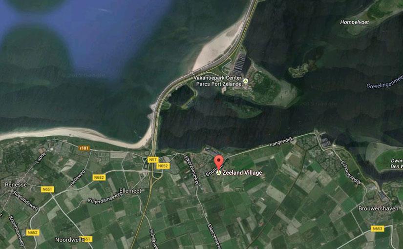Google Maps Zeeland Village Scharendijke