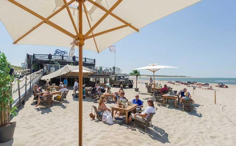 Strandpaviljoen Beachclub Perry's Scharendijke/Zeeland