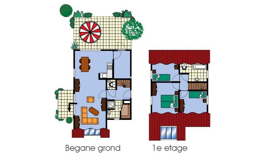 Vakantiehuis Zonnemaire Zeeland Village